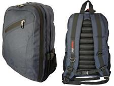 Canvas Soft Laptop Friendly Travel Backpacks & Rucksacks