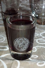 Goto Veneto - Lotto da 8 bicchieri in vetro Leone di San Marco Venezia
