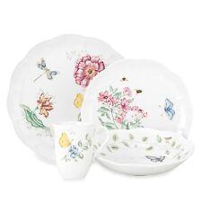 Lenox Butterfly Meadow 32Pc Dinnerware Set, Service for 8