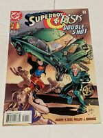 Superboy & Risk Double Shot #1 February 1998 DC Comics