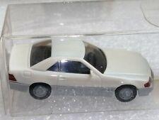 Wiking (141/6a) - Mercedes 500 SL, blanco, embalaje original
