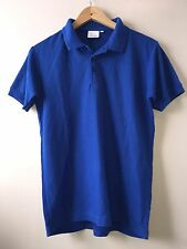 "Falcon Sportswear Blue Polo Top Chest 34/36""<NH807"