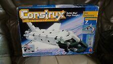 Vintage Mattel Construx Star Explorers building set
