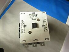SQUARE D 8502 PG3.11V02 MAGNETIC CONTACTOR