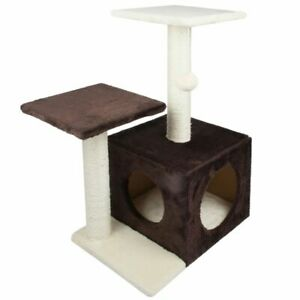 Multi level Cat Tree with Scratch Post 2 designs