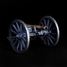 Tin soldiers, British 9-pound cannon designed by Thomas Blomfield. Waterloo.132