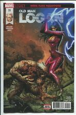 OLD MAN LOGAN #35 - MIKE DEODATO JR COVER - MARVEL COMICS/2018