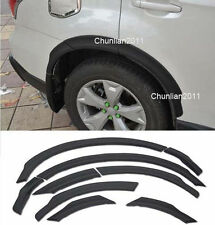 Fender Flare Kit Wheel Arch Cover Trim For 2013-2017 Subaru Forester 10pcs Black