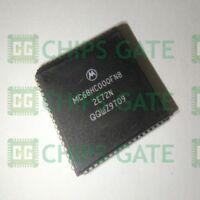 2PCS MC68HC000FN8 PLCC68 IC