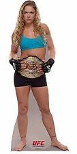 Ufc Ronda Rousey Mma Fighter Champion Life Size Standup Cardboard Cutout 1696