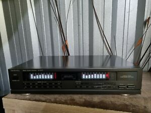 TECHNICS STEREO GRAPHIC EQUALIZER SH-GE70