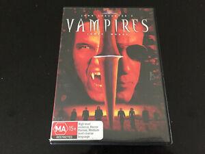 John Carpenter's Vampires (1998) DVD