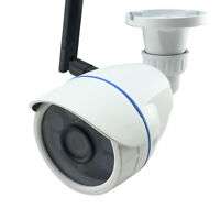 CCTV Audio Wireless IP Camera  HD Network P2P FTP Outdoor Security 6IR Night 1MP