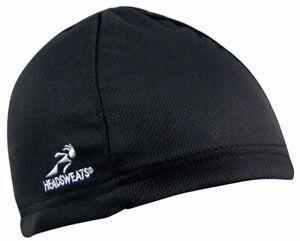 Headsweats Eventure Skullcap Hat: One Size Black
