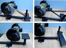 Chisel,Gouge,Fingernail,Skew sharpening jig adjustable tool rest, 4 in 1 Jig