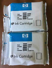 2 HP 940XL C4906A Black Ink Cartridges Genuine HP