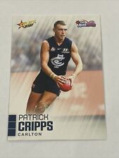 2020 Afl Select Auskick Base Card Patrick Cripps Carlton