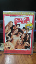 American Pie 1 and 2 DVDs