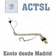 "CABLE de VIDEO LCD FLEX para Acer Travelmate 2420 3240 3280 14"" inch con CAM"