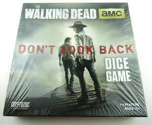NEW Walking Dead Dice Game: Don't Look Back by Cryptozoic Entertainment SEALED
