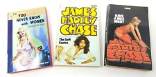 James Hadley Chase Lot - The Soft Centre, Have a Nice Night - Cheesecake Covers