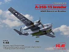 ICM 1/48 Model Kit 48282 Douglas A-26B-15 Invader, WWII American Bomber