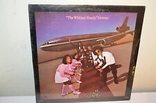 THE WHITNEY FAMILY AIRWAYS Classic Funk R&B Soul Band 1977 VINYL LP NEW & SEALED