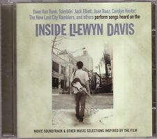 CD (NEU!) . Soundtrack - INSIDE LLEWYN DAVIS (Dave van Ronk Ewan Maccoll mkmbh