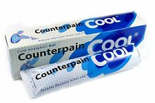 Counter pain Cold Analgesic Gel  Pain Relieves cream Muscular Aches 120gm