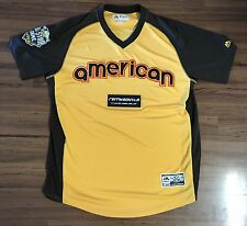 Majestic 2016 American All Star Cool Base Authentic Jersey Mens Sz 48 NEW!!!