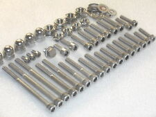 Suzuki RGV250, Aprilia RS250 Engine, Cylinders 58x Stainless Allen Bolt Nut kit