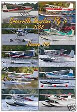 Cessna 180 Aircraft Greenville Seaplane Fly In 2008