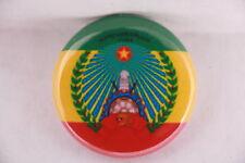 """Ethiopia Ethiopian Derg Peoples Communist 1987-1991 Flag Pin Badge Button 1"""""""