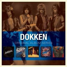 Original Album Series by Dokken (CD, Mar-2010, 5 Discs, Warner Bros UK)