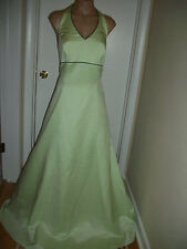 FORMAL EVENING BALL GOWN PROM  DRESS PARTY COCKTAIL BY ALFRED ANGELO SIZE 16 NWT