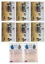 1X 1997 BLUE & The GREY #2 PROMO Kunstler SAMPLE Civil War Bulk Lot available