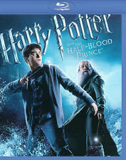 Harry Potter and the Half-Blood Prince (Blu-ray Disc, 2-Disc Set)