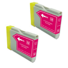 2 MAGENTA Ink Cartridge for Brother LC51M MFC 440CN 465CN 665CW 685CW 845CW
