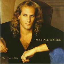 CD - Michael Bolton - The One Thing - #A3175