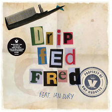 "MADNESS 7"" Drip fed Fred IAN DURY Record Store Day 2017 w/ Poster SEALED RSD"