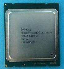 Intel SR1AB | E5-2660 V2 10 Core 2.20Ghz 25MB 8GTS Processor