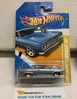 '64 Chevy Chevelle SS #2 * Silver Premiere * 2012 Hot Wheels * C18