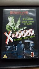 X the Unknown (Hammer Horror)  DVD (2003) Dean Jagger