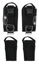 SCUBA Force Black Devil Weight Pocket System