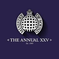 (MoS) The Annual XXV - Ministry Of Sound [CD] Sent Sameday*