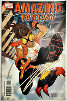 AMAZING FANTASY #1 VF+ 8.5 MARVEL 2004 SERIES 2 - 1st APP OF ARANA SPIDER-VERSE
