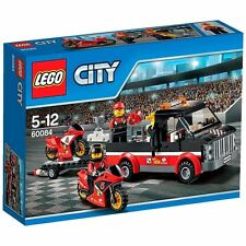 Lego City 60084 Racing Bike TRANSPORTER V29 -