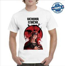 Tee-shirt Huchiha Itachi  Manga Naruto fun 2021