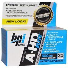 Bpi Sports A-Hd Elite Testosterone Booster 500Mg Ahd Men Caps-30 Capsules