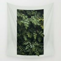 Leaves Tapestry Curtains Table Cover Wall Throw Wall Hanging Dorm Decor Fashion